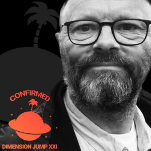 Robert Llewellyn confirmed for DJ XXI